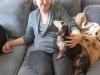 Adoring my sweet Gramma