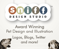 Sniff Design Studio Pet Design and Illustration Service